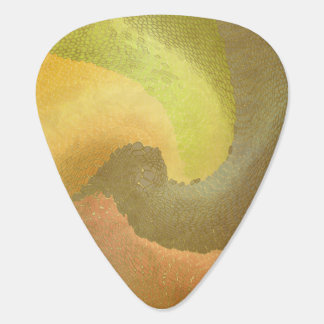 Abstract 11B - Guitar Pic Guitar Pick