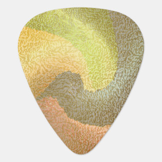 Abstract 11C - Guitar Pic Guitar Pick