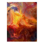abstract-125-colors postcard
