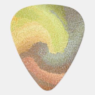 Abstract 13 - Guitar Pic Guitar Pick