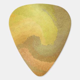 Abstract 13C - Guitar Pic Guitar Pick