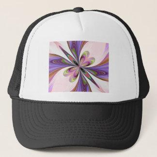 Abstract 140 trucker hat