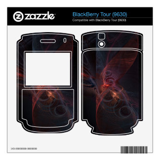 Abstract 15 skins for BlackBerry tour