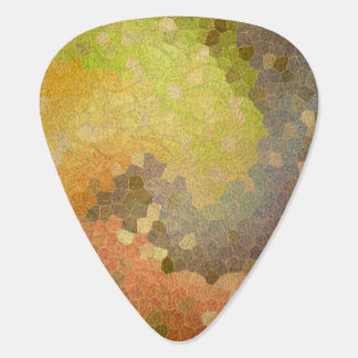 Abstract 17B - Guitar Pic Guitar Pick