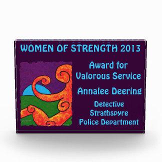 Abstract 1-6-10 Block Award