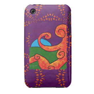 Abstract 1-6-10 iPhone 3 Case-Mate iPhone 3 Case-Mate Case