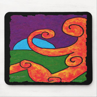 Abstract 1-6-10 Mousepad