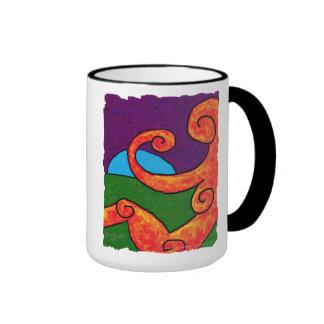 Abstract 1-6-10 Mugs