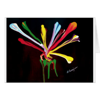 Abstract#1 Greeting Cards