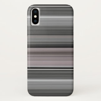Abstract #1: Grey iPhone X Case
