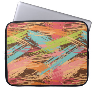 Abstract 1 laptop sleeves