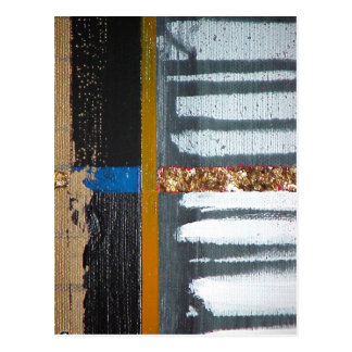 abstract 1 postcard