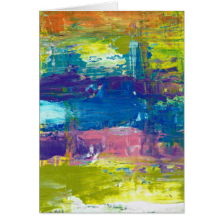 Abstract 2 card