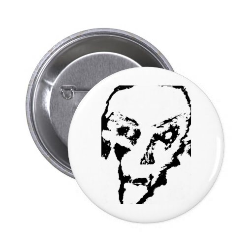 Abstract 2 Inch Round Button