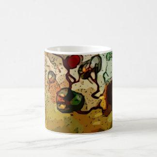 Abstract #2 Morphing Mug