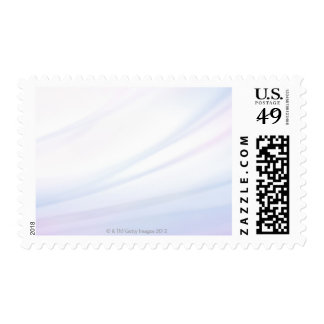 Abstract 2 postage stamp