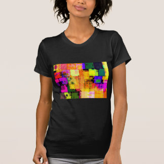 abstract-363268  abstract squares background patte T-Shirt