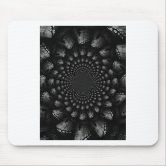 abstract 3 mouse pad
