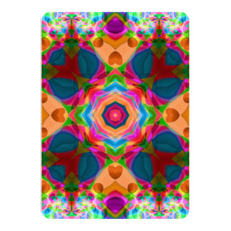 Abstract 4027 card