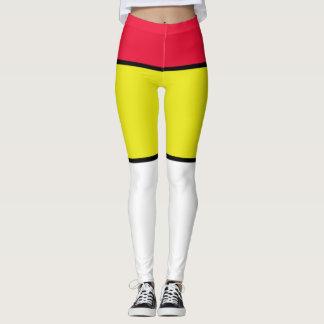 Abstract #402 leggings