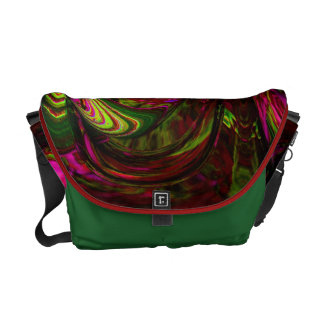 abstract 411lu courier bag