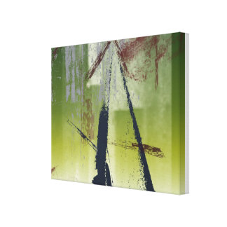 Abstract # 4 gallery wrap canvas
