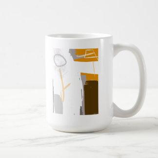 Abstract#4 Mug