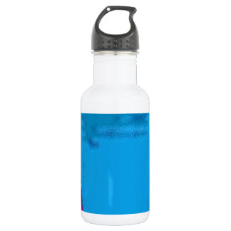 abstract 4 18oz water bottle
