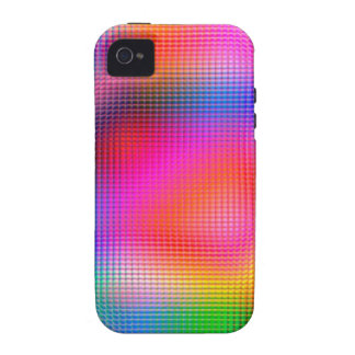 Abstract 4 vibe iPhone 4 cover