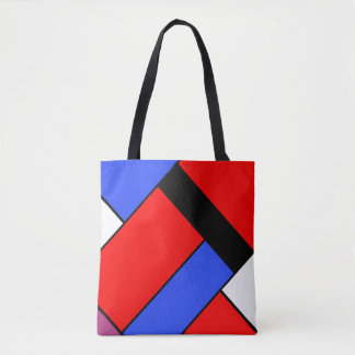 Abstract #558 tote bag