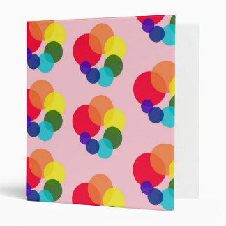abstract #6 binder