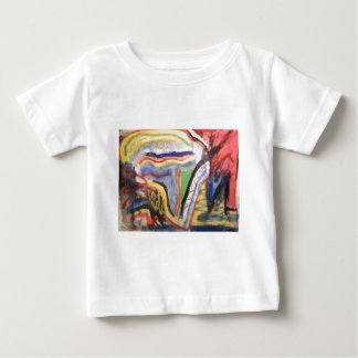 Abstract 715 baby T-Shirt