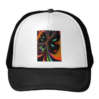 Abstract 84 trucker hat