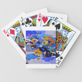 abstract 8861113.JPG Bicycle Playing Cards