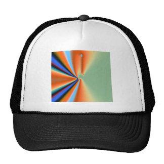 Abstract 90 trucker hat
