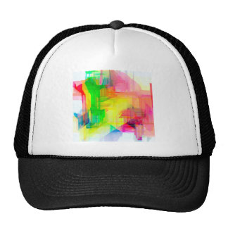 Abstract 9509 trucker hat