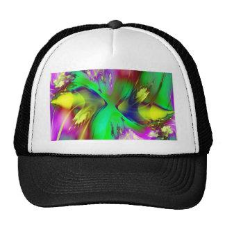 Abstract A015.jpg Trucker Hat