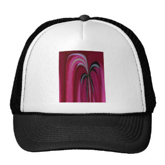 Abstract A02 Trucker Hat