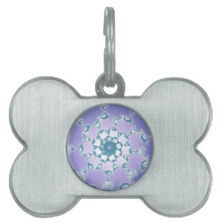 Abstract A Pet ID Tags