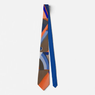"""Abstract A"" Tie by Alicia L. McDaniel"