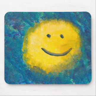 Abstract - Acrylic - Happy abstraction Mousepads