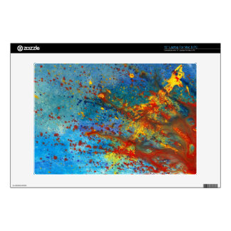 """Abstract - Acrylic - Just another Monday Decals For 13"""" Laptops"""