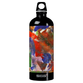 Abstract - Acrylic - Synthesis Water Bottle