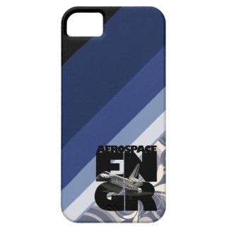 Abstract Aerospace Engineering iPhone Case