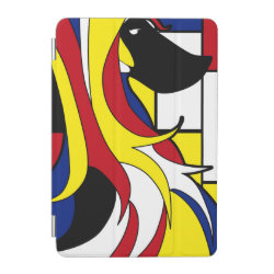 iPad mini Cover with Afghan Hound Phone Cases design