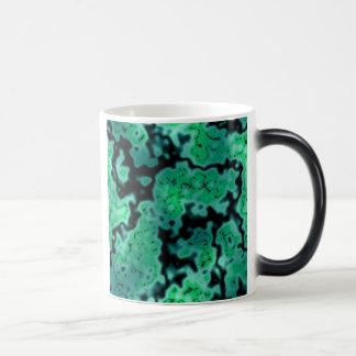 Abstract Algae Magic Mug