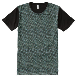 Abstract All-Over-Print T-Shirt