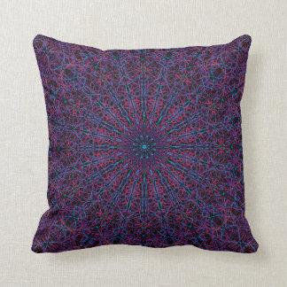Abstract American MoJo Pillow