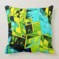 abstract throwpillow