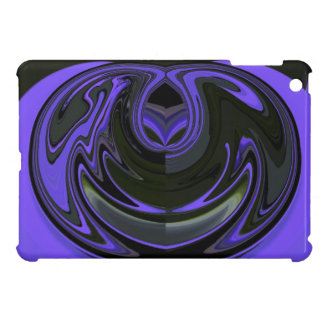 Abstract Amethyst Psychedelia 2 iPad Mini Case